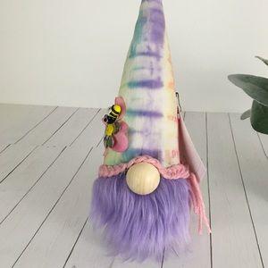 Gnome Whimsical Hippy Tie Dye Cottagcore Handmade